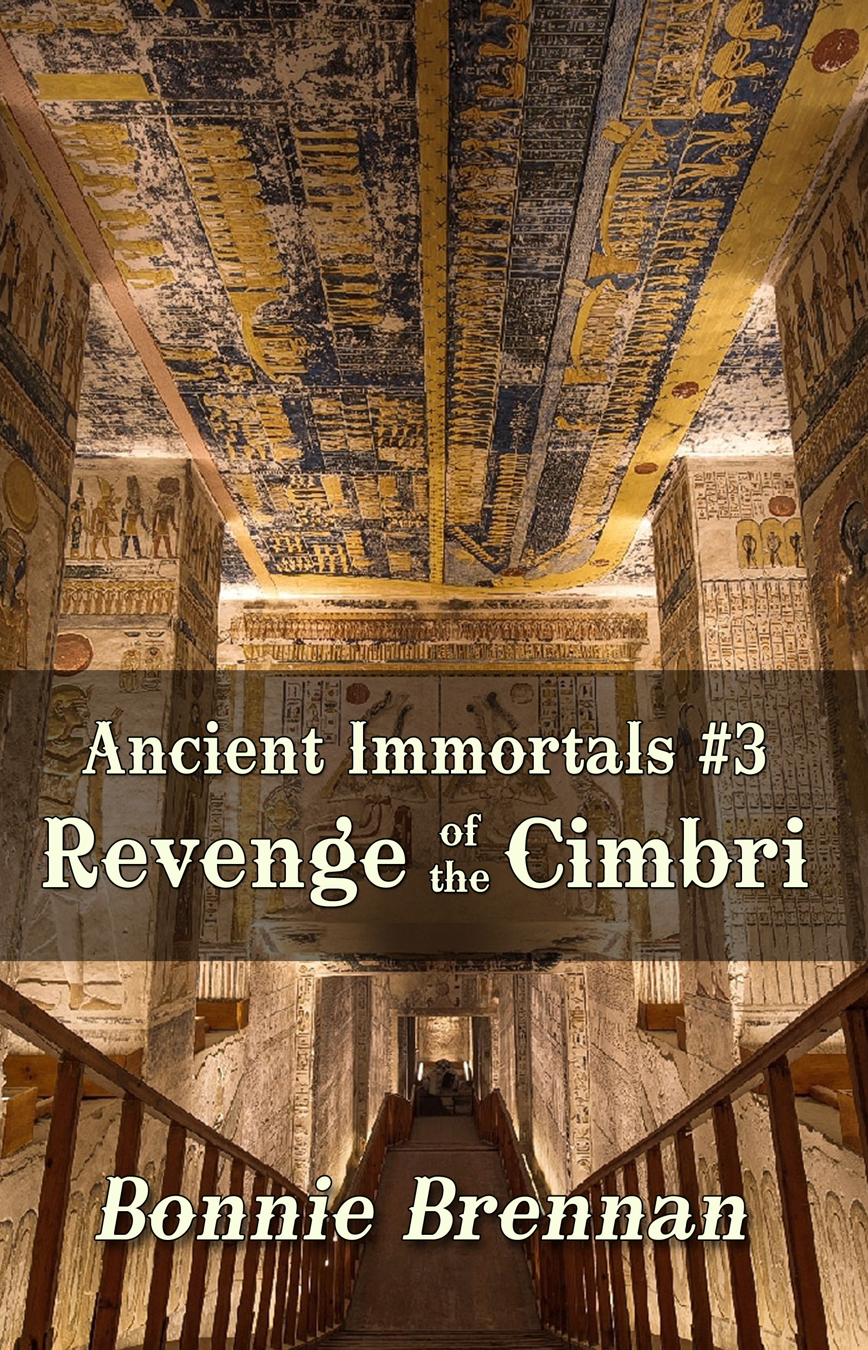 Ancient Immortals 3 Revenge of the Cimbri | Fantasy Romance for Young Adults
